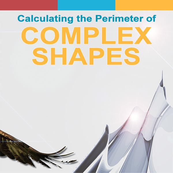 Calculating the Perimeter of 2-D Complex Shapes