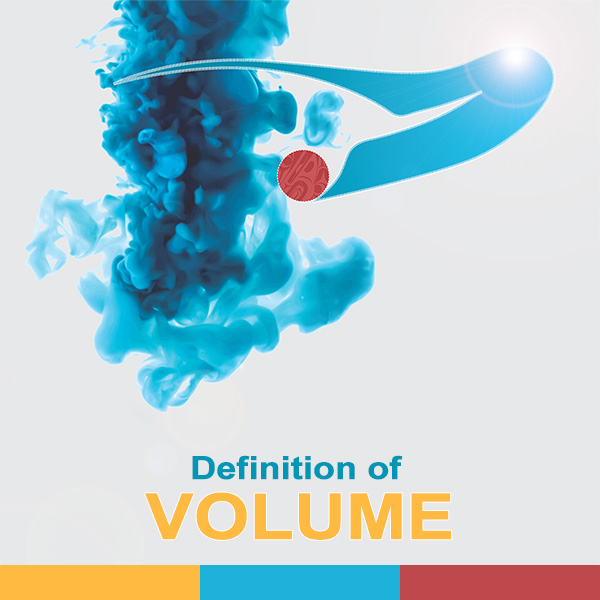 Definition of Volume