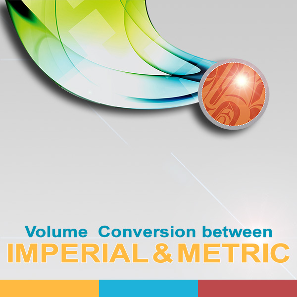 Volume Conversion between Imperial and Metric